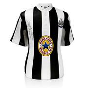 Alan Shearer Signed Shirt