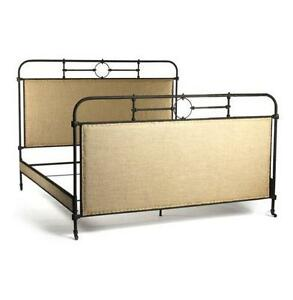 king iron bed frames