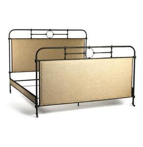 king iron bed frames - Ebay Bed Frames