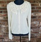 Ann Taylor White Sweaters for Women