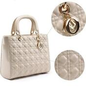 Cream Colored Handbags