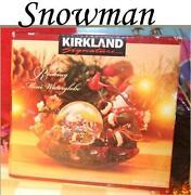 Kirkland Snow Globe