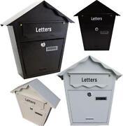 Outdoor Post Box