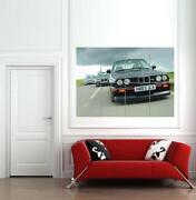BMW M3 Poster