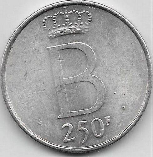 250 Francs argent 1976 FL