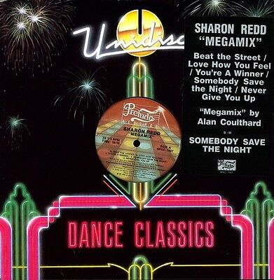 Sharon Redd   Beat The Street  New Vinyl  Canada   Import