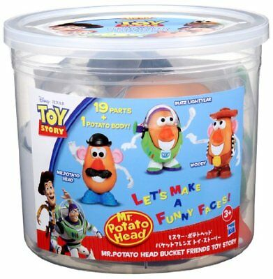 Mr. Potato Head bucket Friends Toy Story