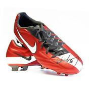 Wayne Rooney Signed Boot