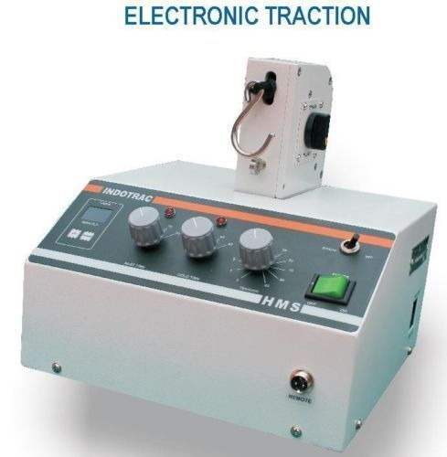 Cervical & Lumber Traction Machine Electronic Traction model INDOTRAC spinal