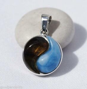 Amber pendant ebay dominican blue amber pendant mozeypictures Choice Image