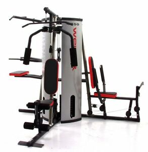Weider Pro 4850 Weight System - Home Gym London Ontario image 1