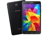 "SAMSUNG GALAXY TAB4 8GB 7"" BLACK"