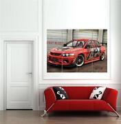Mitsubishi Evolution Poster