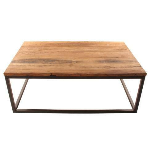 Large Wood Coffee Table Ebay