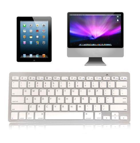 imac wireless keyboard ebay. Black Bedroom Furniture Sets. Home Design Ideas