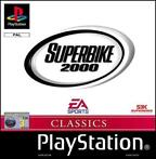Superbike 2000 Classics (PS1 tweedehands game)