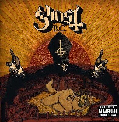 Ghost  Ghost B C    Infestissumam  New Cd  Deluxe Edition