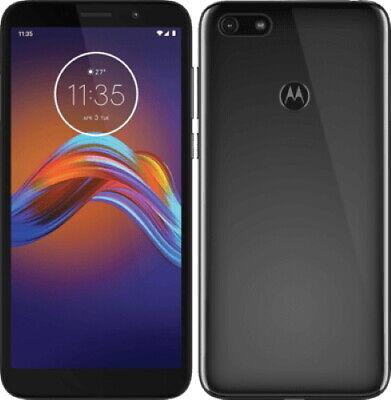 Motorola Moto E6 Play 4G Smartphone 32GB Unlocked Sim-Free - *Steel Black* D
