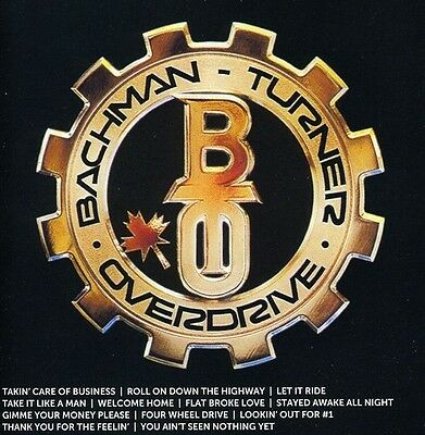 - Bachman-Turner Overdrive - Icon [New CD]