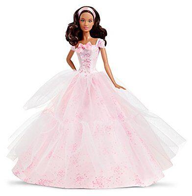 Barbie Birthday Wishes 2016 Barbie Doll  Dark Brunette