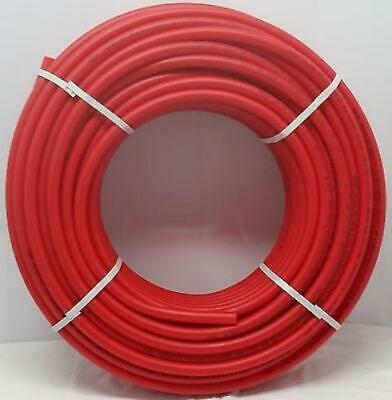 34 - 300 Coil - Red Certified Non-barrier Pex Tubing Htgplbgpotable Water