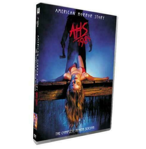 AHS 1984 DVD 2019 Complete Season American Season 9 Horror Story