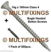 Bugle Head Screws