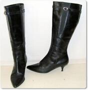 Wide Calf Boots Size 6