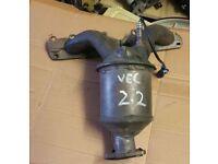 Vauxhall Vectra 2.2 16V Catalytic Converter (2003)