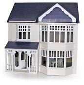 Wooden Dolls House Kit