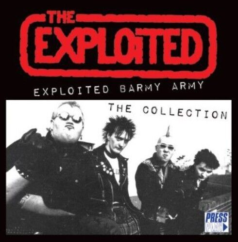The Exploited - Exploited Barmy Army [new Cd] Uk - Import