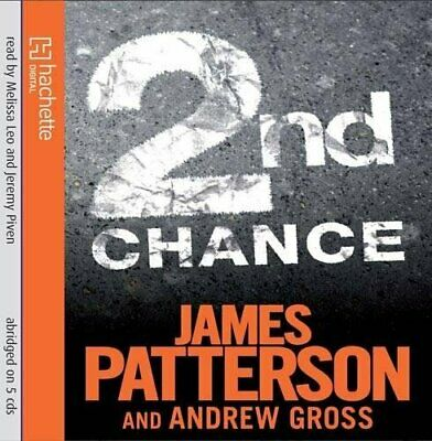 2Nd Chance by Gross, Andrew CD-Audio Book The Fast Free Shipping