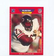 1989 Pro Set William Perry