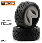 Hobby RC Wheels, Tires for HPI 1:16