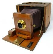 Antique Camera Lot