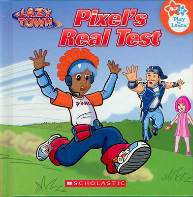 Pixels Real Test (Nick Jr., Play-to-Learn, Lazy Town) by Justin Spelvin ](Lazytown Nick Jr)