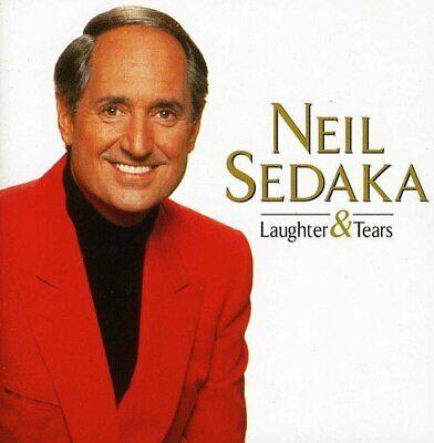 NEIL SEDAKA LAUGHTER & TEARS CD (Greatest Hits)