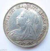 Queen Victoria 1897 Coin