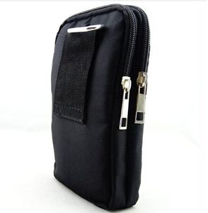 Multipurpose Capacity 2 Layers Waterproof Cellphone Nylon Pouch Kitchener / Waterloo Kitchener Area image 5