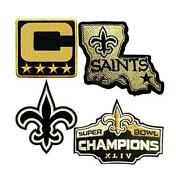 New Orleans Saints Patch