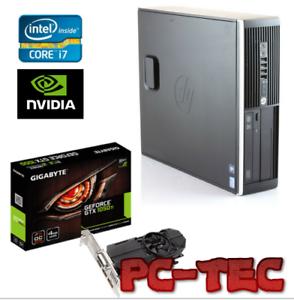 CUSTOM BUILT GAMING PC i7-3770 16GB RAM 240GB SSD 500GB HDD