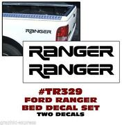 Ford Ranger Decals