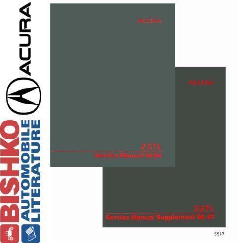 Acura TL Repair Manual