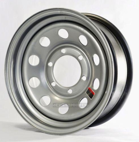 6 Hole 16 Inch Rims Fit : Hole rims parts accessories ebay