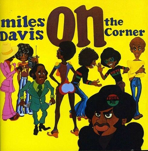 Miles Davis - On the Corner [New CD]