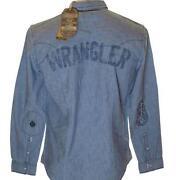 Mens Wrangler Shirts