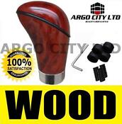 Jaguar Wood Gear Knob