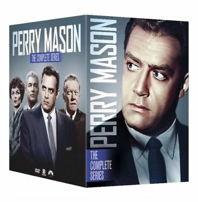 Perry Mason: The Complete Series (DVD, 2016)   Box Set
