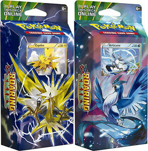 Pokemon XY ROARING SKIES Deck