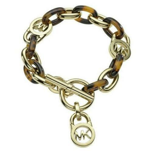 michael kors charm bracelet ebay. Black Bedroom Furniture Sets. Home Design Ideas